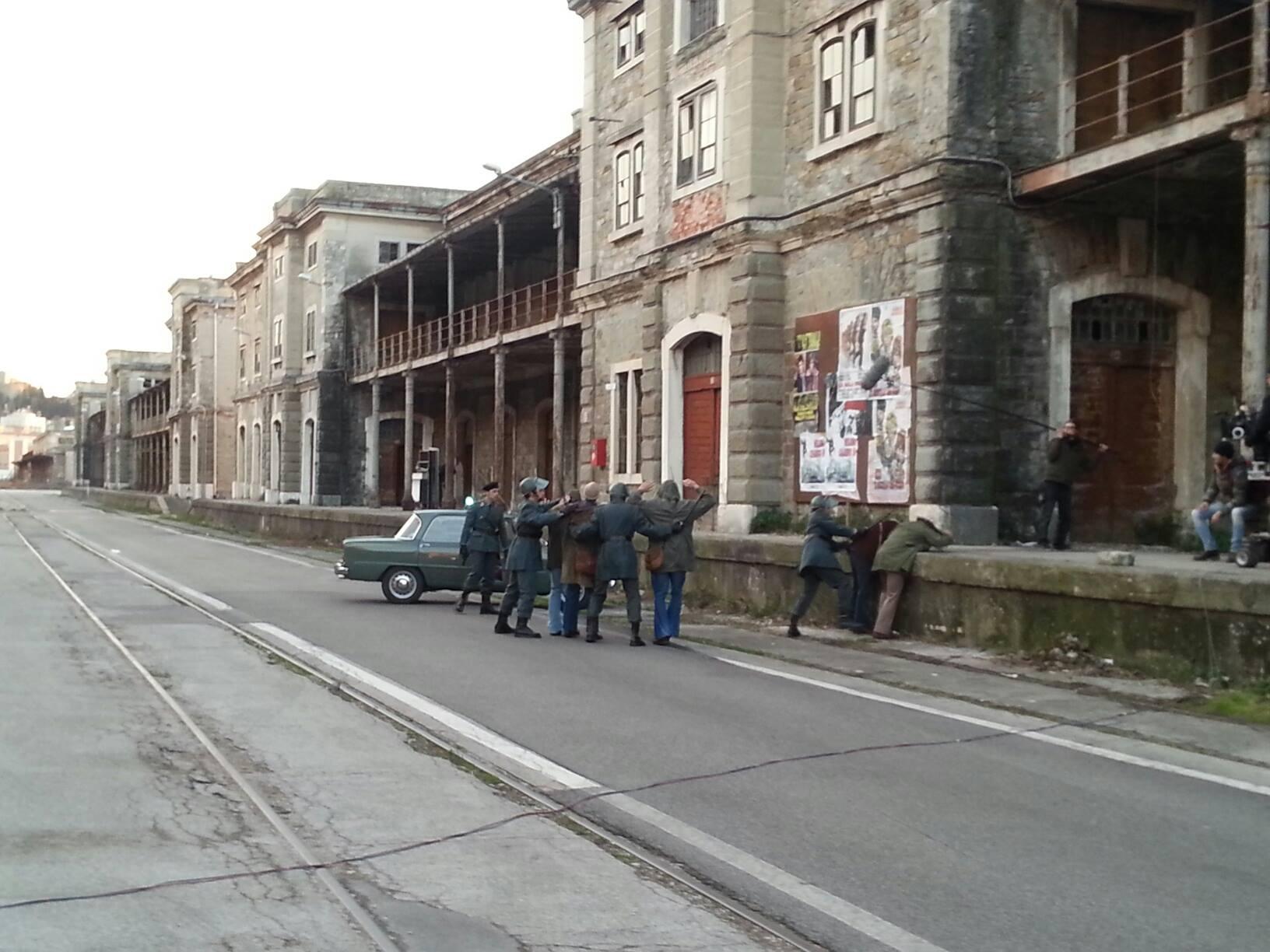 Ciak in Porto Vecchio