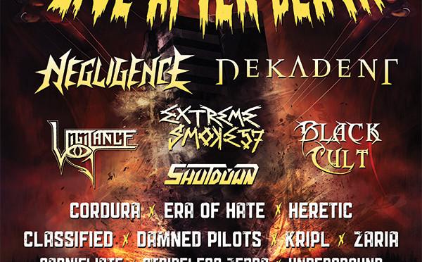 Live After Death metal festival, 3-4 luglio @Komen sul Carso