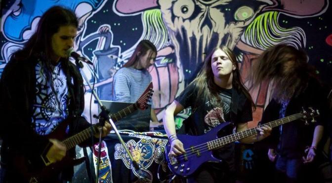 Damned Pilots+Sober Assault+Didge @Rock Bar Down Town, Kranj, Sept 26, 2015