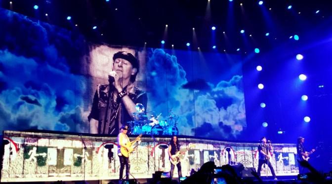 Trieste, gli Scorpions in tour con cinquant'anni di successi