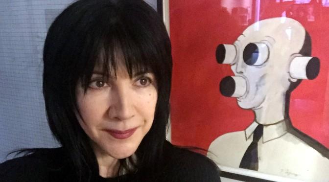 Dark Art Interview. Carmen Aigner about Kunst Hof 5 re-opening