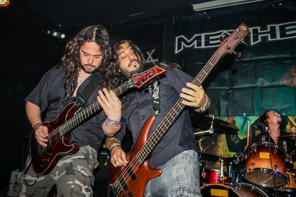 Methedras, Russian Tour 2015
