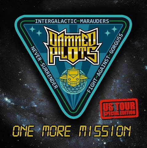 Damned Pilots 'One More Mission', Planet K Records (2016)