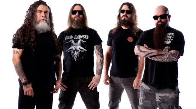 Slayer in arrivo lunedì 11 luglio a Lignano, due i support act con Sadist e The Shrine