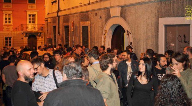 Tetris di Trieste: finale di stagione con il botto