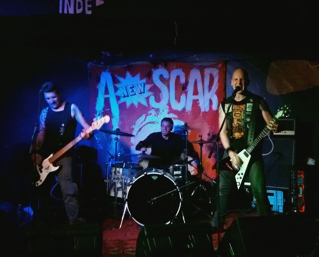 A New Scar @Inde, Koper, 3.6.2016