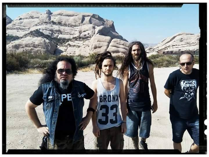 Damned Pilots @ Vasquez Rocks, California
