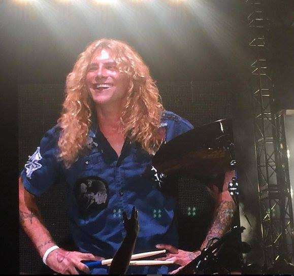 Steven Adler @ Paul Brown Stadium, Cincinnati (OH) 6.7.2016