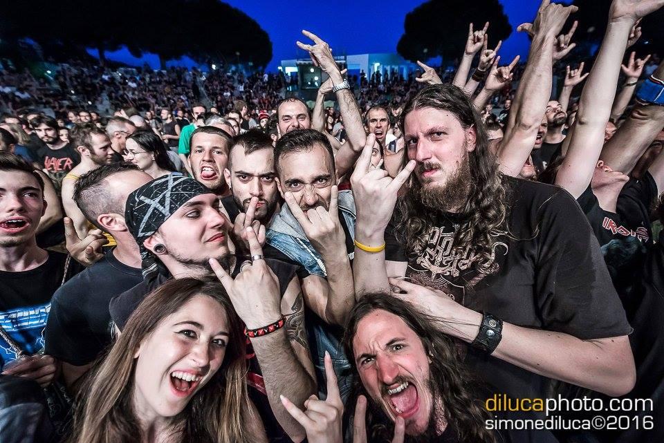Slayer @Arena Alpe Adria, Lignano Sabbiadoro, (C) Simone Di Luca