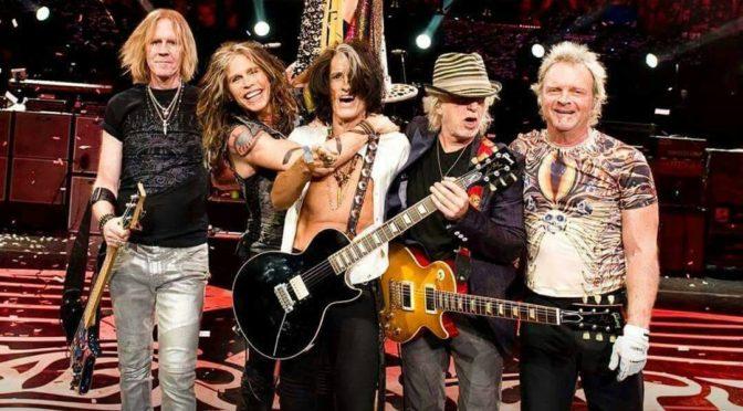 Aerosmith: tour in Europa, venerdì 23 giugno al Firenze Rocks Festival