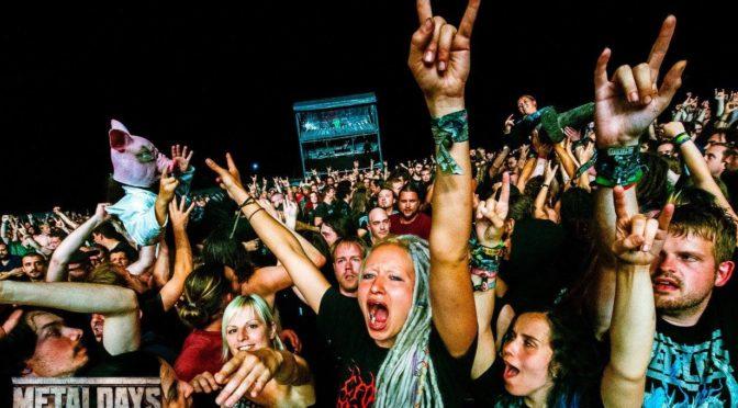 Metal Days, un piccolo-grande festival a poco più di un'ora da Trieste