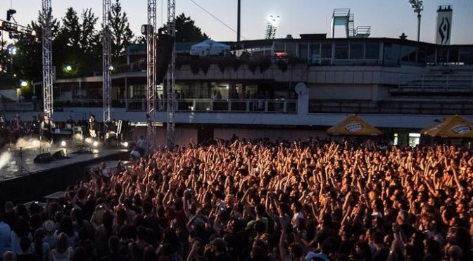 The Cult, House of Pain e Prophets of Rage al Rock Fest di Zagabria