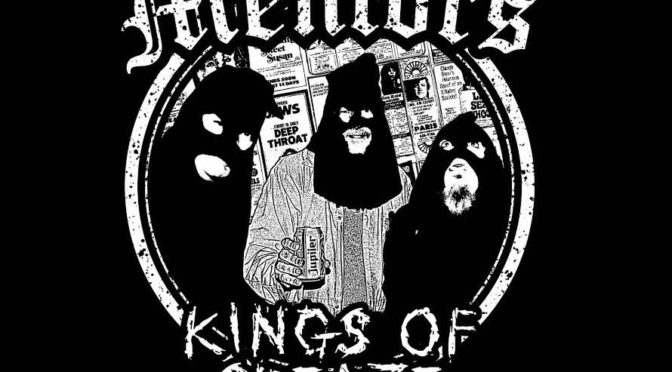 'The Mentors: Kings of Sleaze' in anteprima al Night Visions Festival di Helsinki