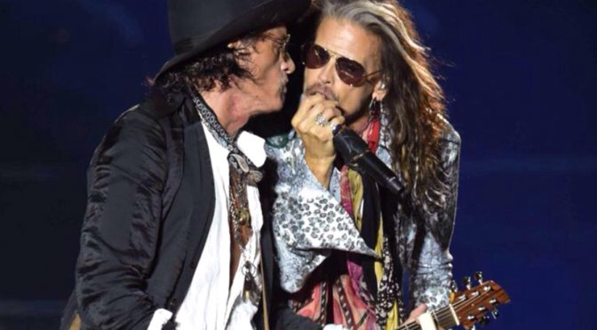 Aerosmith, il tour parte col botto: sold out a Tel Aviv e anche in Georgia