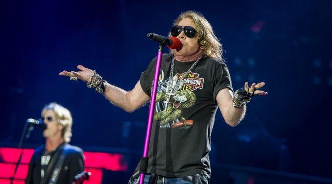 Guns N' Roses: ma che fatica far sognare quest'Europa fragile e spaventata