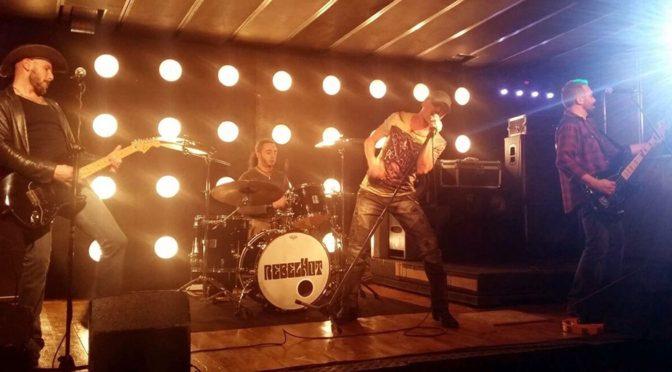 Intervista ai RebelHot in concerto sabato 8 luglio al Rock Camp di Trieste