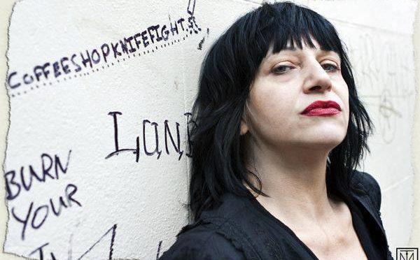 Lydia Lunch in concerto al Teatro Miela di Trieste sabato 31 marzo