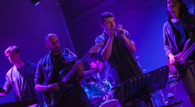 Welcome Coffee: intervista alla band in concerto al Full Gass sabato 10 marzo
