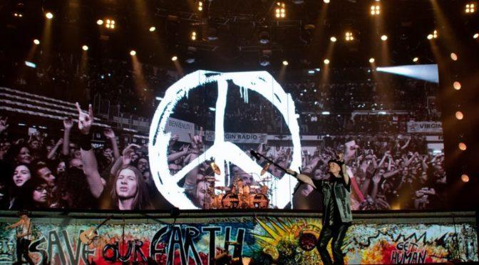 Scorpions: a 70 anni per la prima volta live in Slovenia all'Arena di Ljubljana