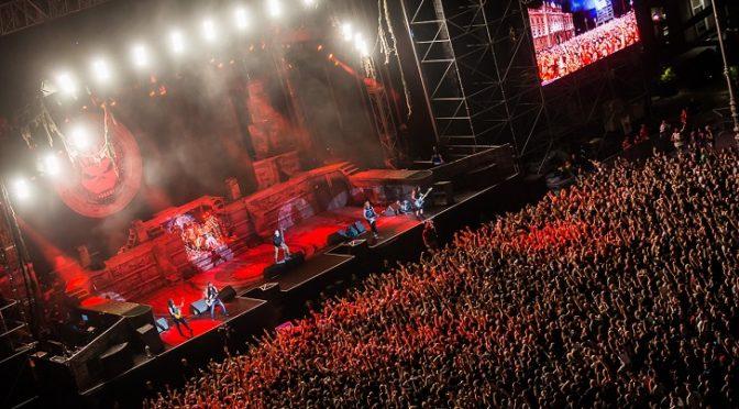 Iron Maiden, aggiunti treni speciali dopo il concerto di Trieste