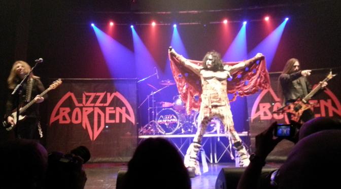 Lizzy Borden, a Trieste è di scena il rock