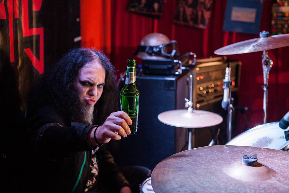 Drummer Don Nutz