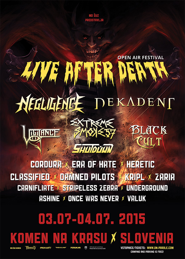 live after death festival
