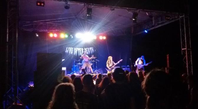 Live After Death Festival, a Komen sul Carso è di scena il metal