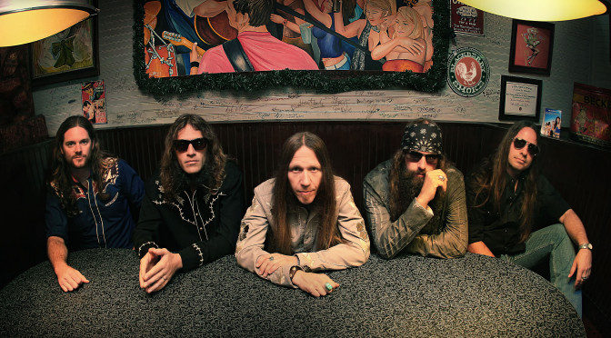 L'autunno caldo dei Blackberry Smoke, tra tour europeo e video