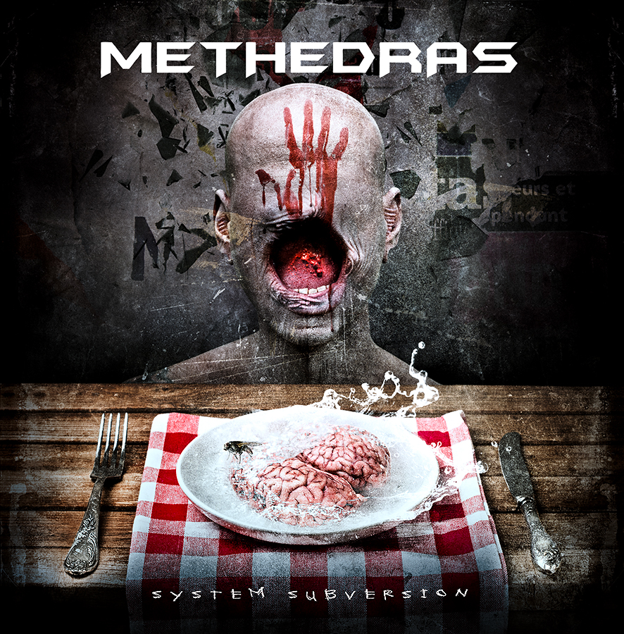 Methedras 'System Subversion' (2014), artwork by Seth Anton Siro