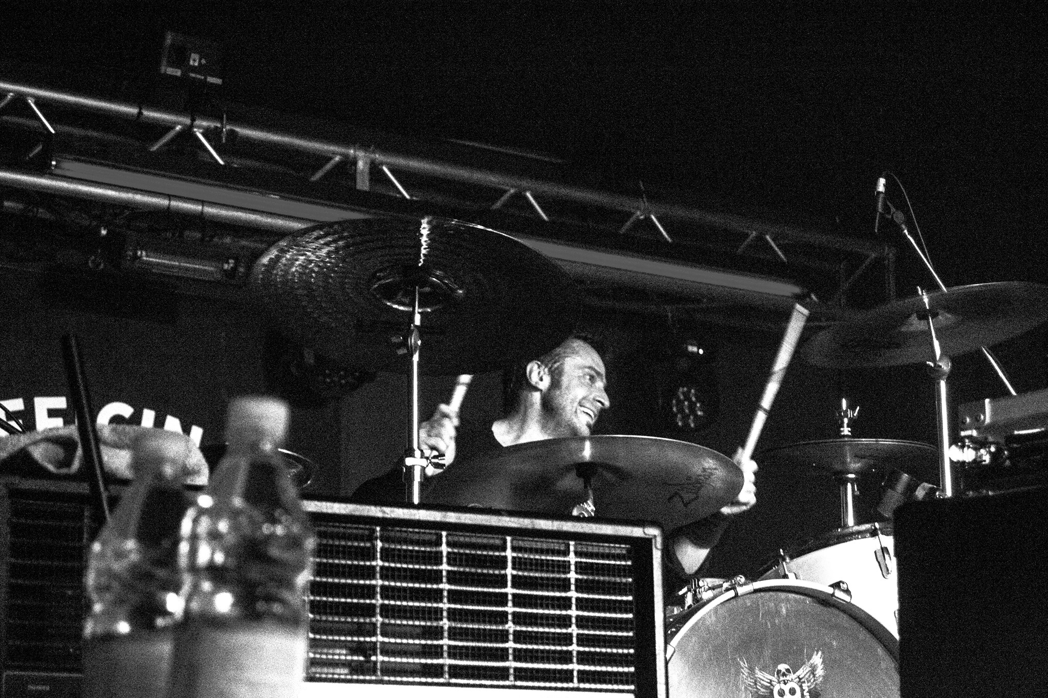 Upset Noise @Officina degli Angeli (VR), 26.02.2016, ph. by Roby Noise