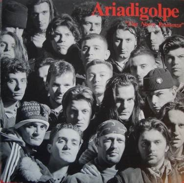 Ariadigolpe, 'Una Nuova Resistenza', X Records (1993)