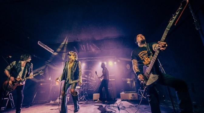 Warrior Soul, i guerrieri del rock live a Trieste sabato 9 aprile