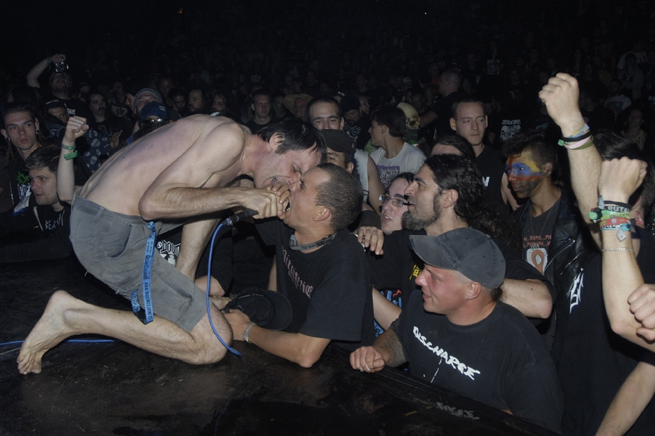 Eu' s Arse @Obscene Extreme (CZ), 2014