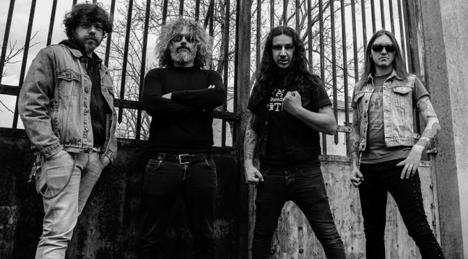 Intervista: Mark Simon Hell dei Tytus parla del nuovo album 'Rises'