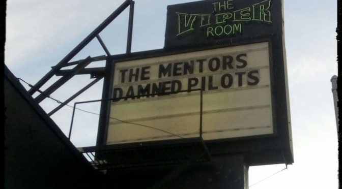 Damned Pilots' impressive debut in U.S. with 'Gods of Perversion' Tour 2016