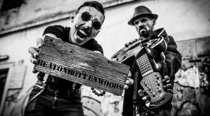 Intervista ai Beat on Rotten Woods: quando il beatbox incontra il rock