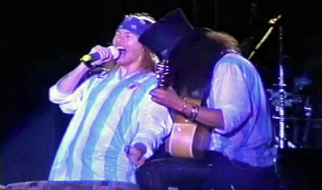 Guns N' Roses, e quella 'maledetta' finale al River Plate di Buenos Aires