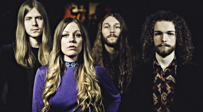 Blues Pills: dalla Svezia la rock band porta il 'Lady in Gold Tour' al teatro Miela di Trieste