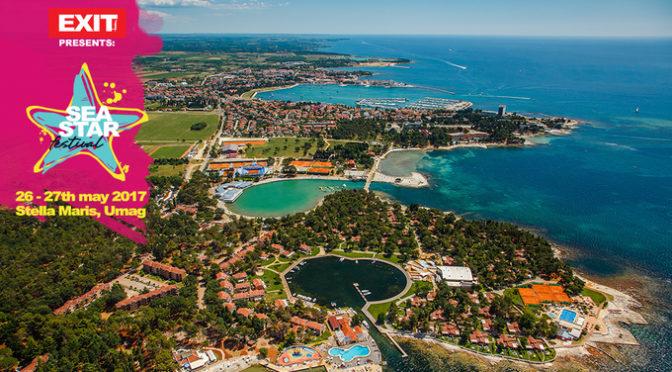 Contest: vinci i biglietti per il Sea Star Festival a Umago sulla costa croata dal 25 al 28 maggio!
