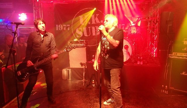 U.K. Subs, T.V. Smith @ Rock Town, Cordenons (PN), 11.2.2017