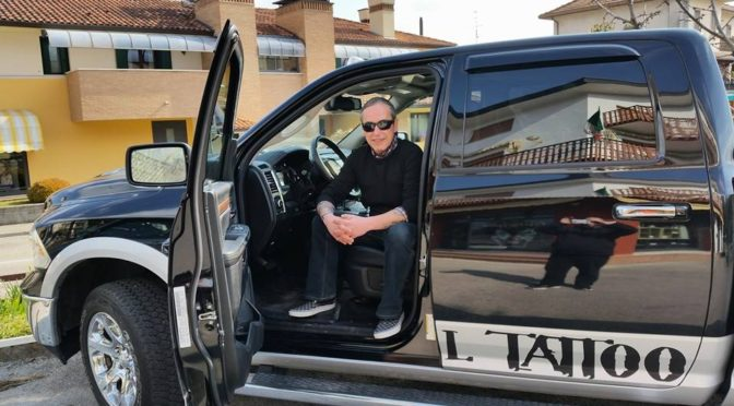 Storie di rock'n'roll: E.K. Krawall (Fuel From Hell, Planet K Records)