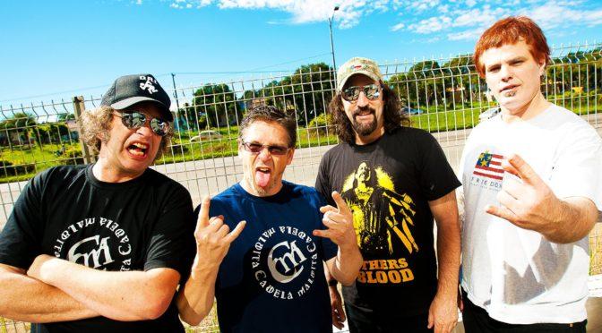 D.R.I.: giovedì 29 giugno al SubArt Festival di Kranj con i Deafness by Noise