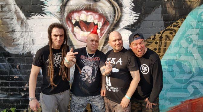 The Exploited, le leggende del punk in arrivo al Mostovna di Nova Gorica