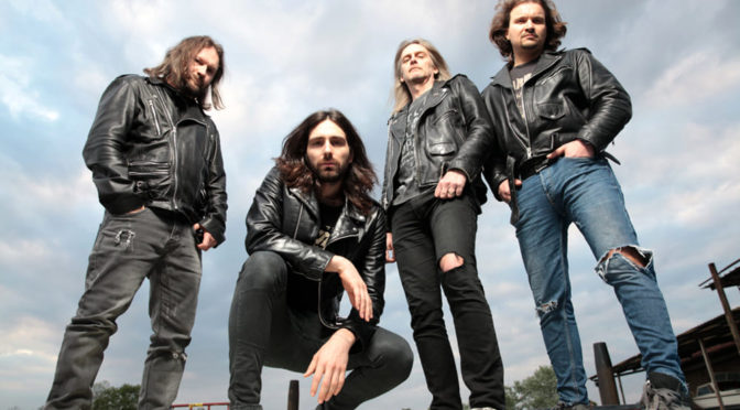 Wardogs: intervista alla band domenica 9 luglio al Rock Camp di Trieste