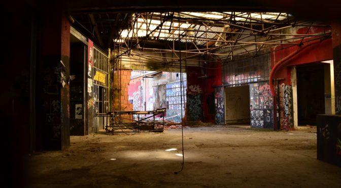 Trieste, ex garage diventa un teatro. Ma per i concerti quale futuro?