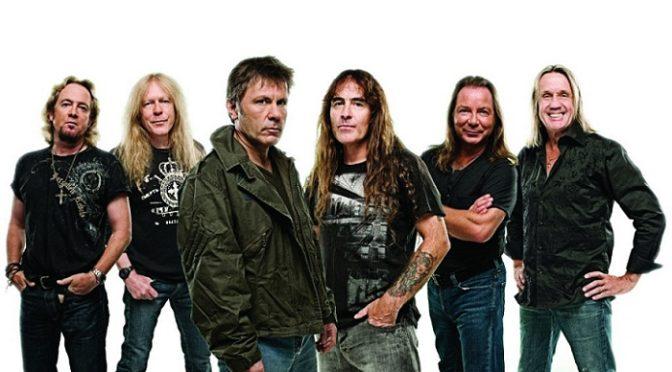 Iron Maiden, il grande ritorno in Piazza Unità a Trieste martedì 17 luglio 2018