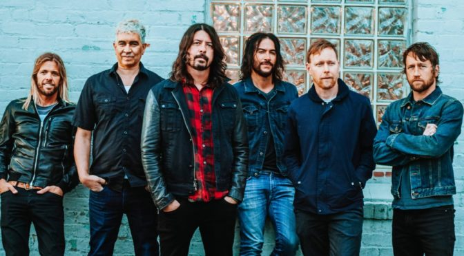 Foo Fighters in concerto all'Arena di Pola il 19 giugno