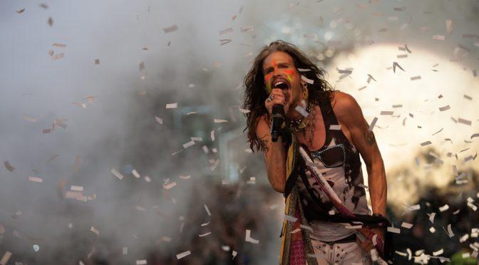 Steven Tyler: la leggenda del rock in concerto a Trieste mercoledì 18 luglio