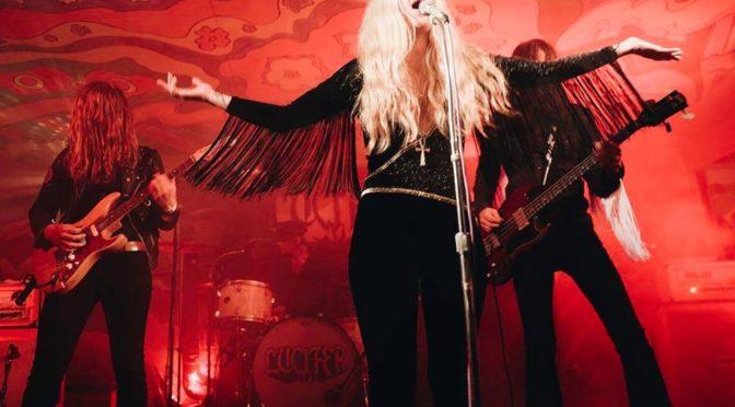 Lucifer: nuovo album e tour, in ottobre a Bassano del Grappa